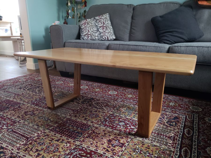Photo of Cherry And Hickory Coffee Table