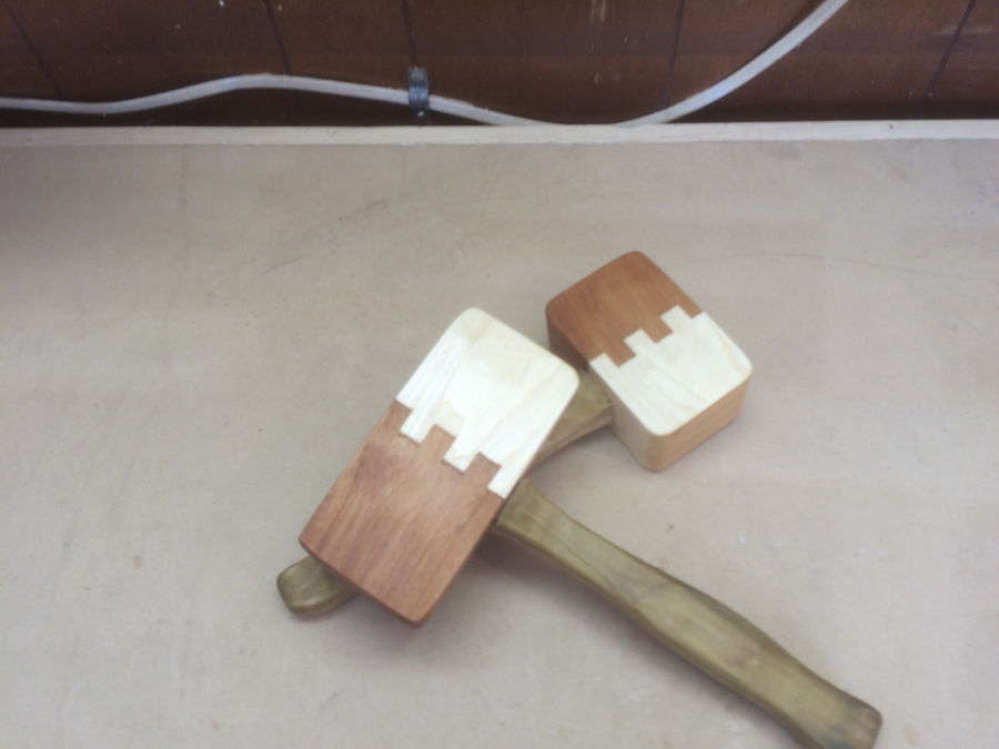 Photo of Box Joint Mallets