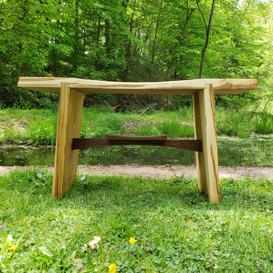 Photo of Quiet Time Contemplation Bench