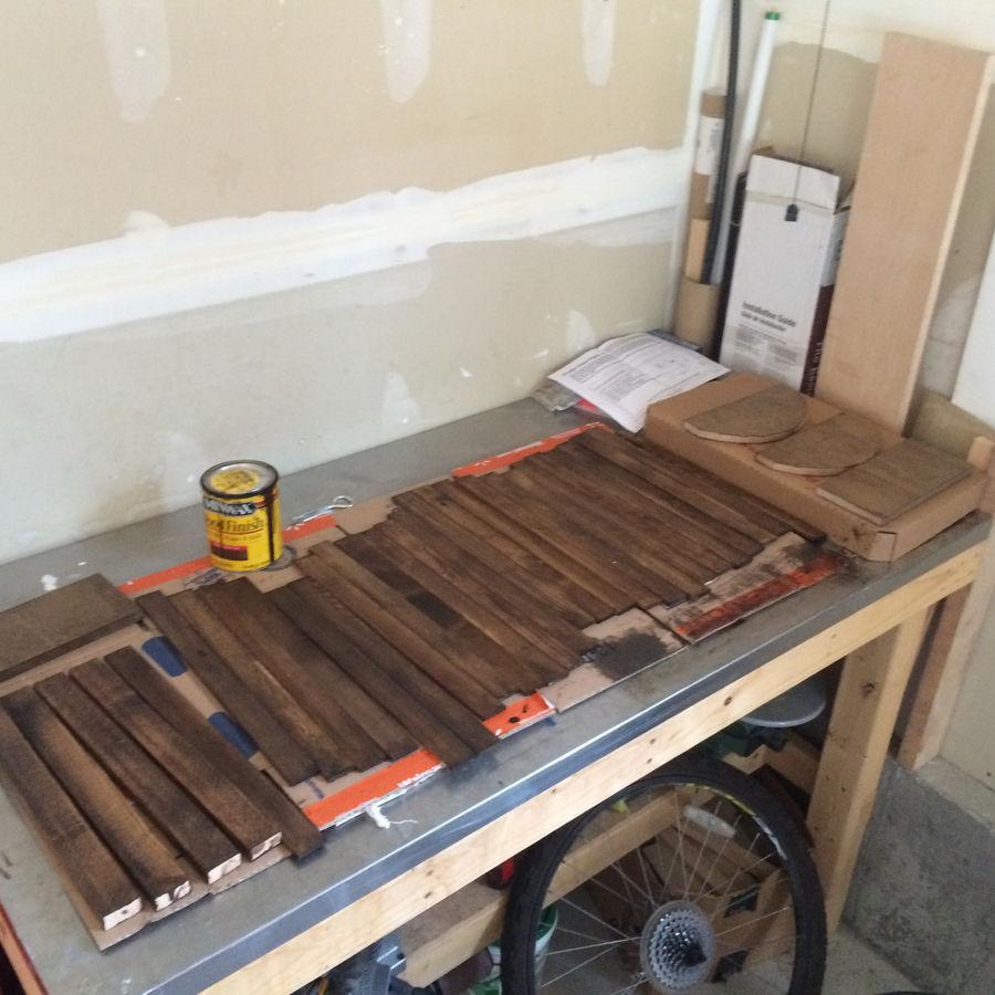Photo of Paint Sticks Treasure Chest