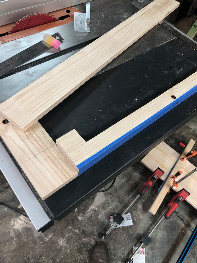 Photo of 2x4 project