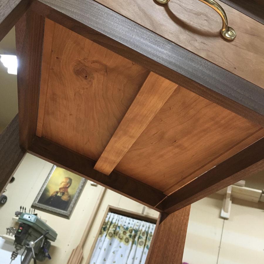 Photo of Secret Compartment Table