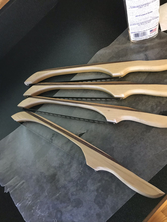 Photo of Bow knifes