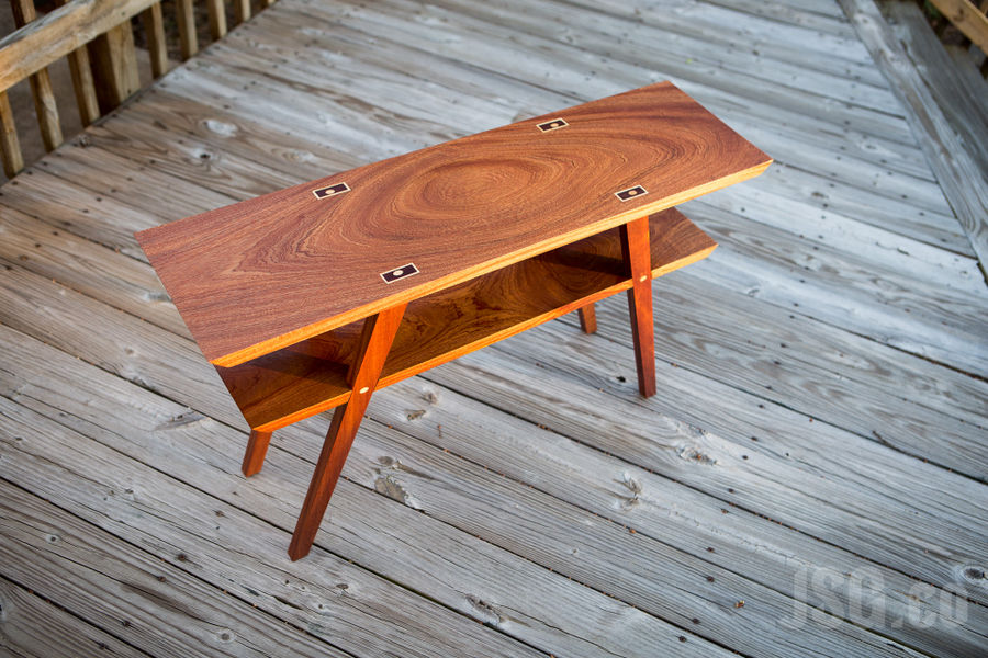 Photo of Spielberg End Table