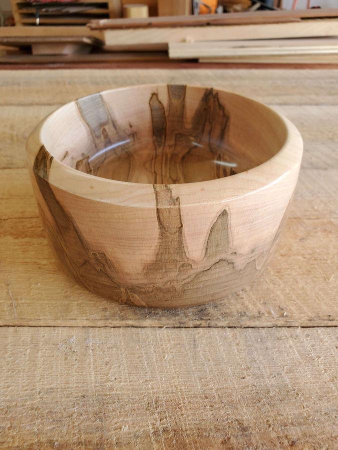 Photo of Spalted Tamarind Bowl