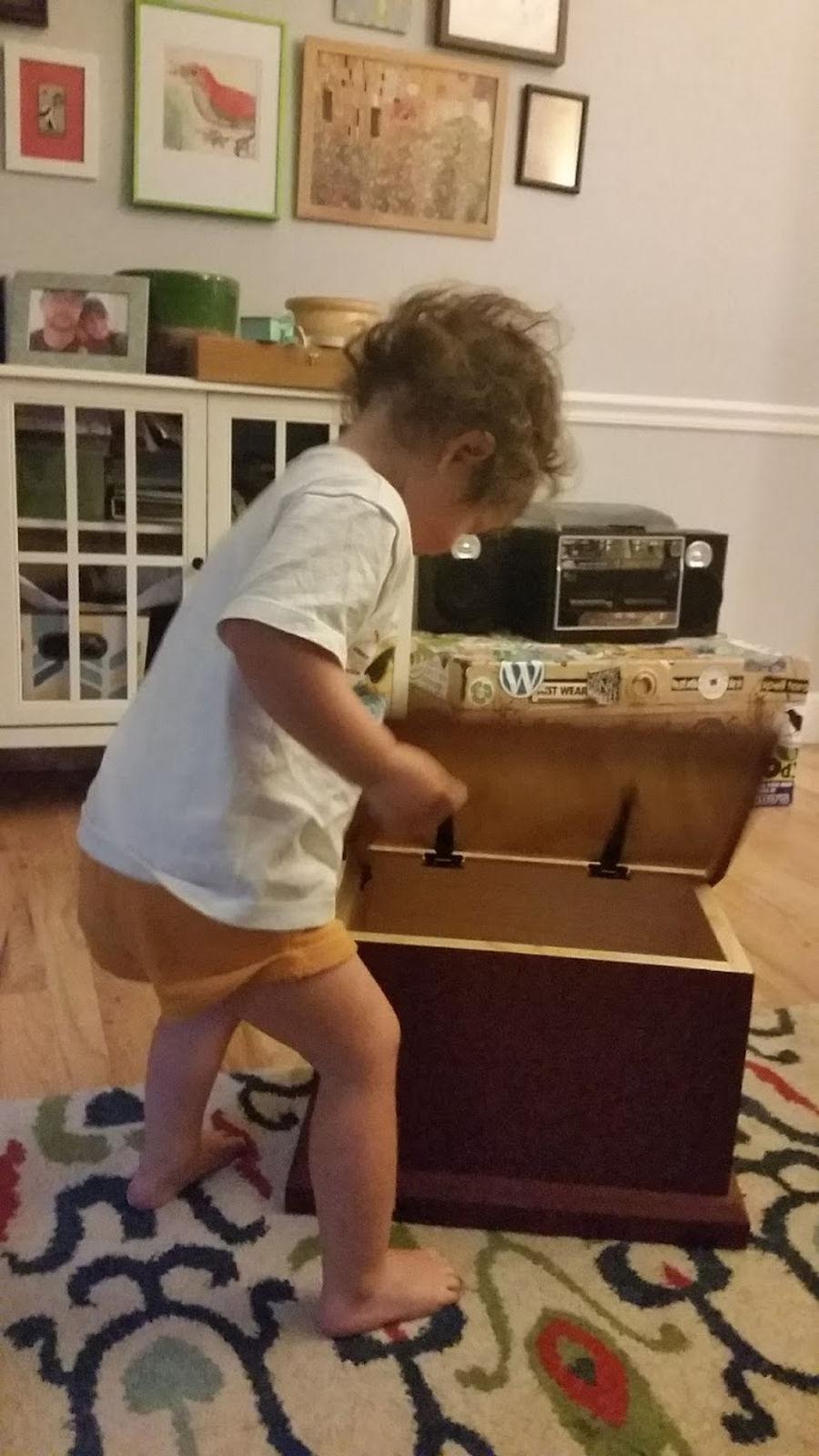 Photo of School Box!