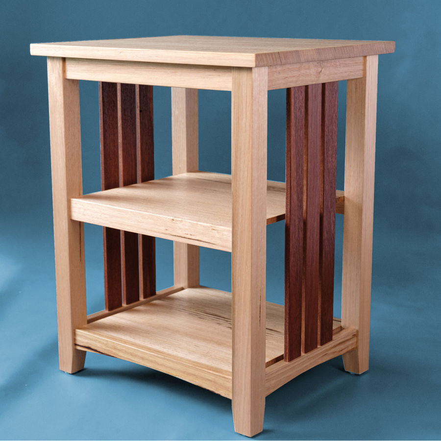 Photo of Mission Style Side Tables