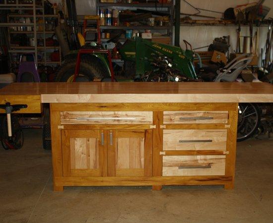 Heirloom Workbench
