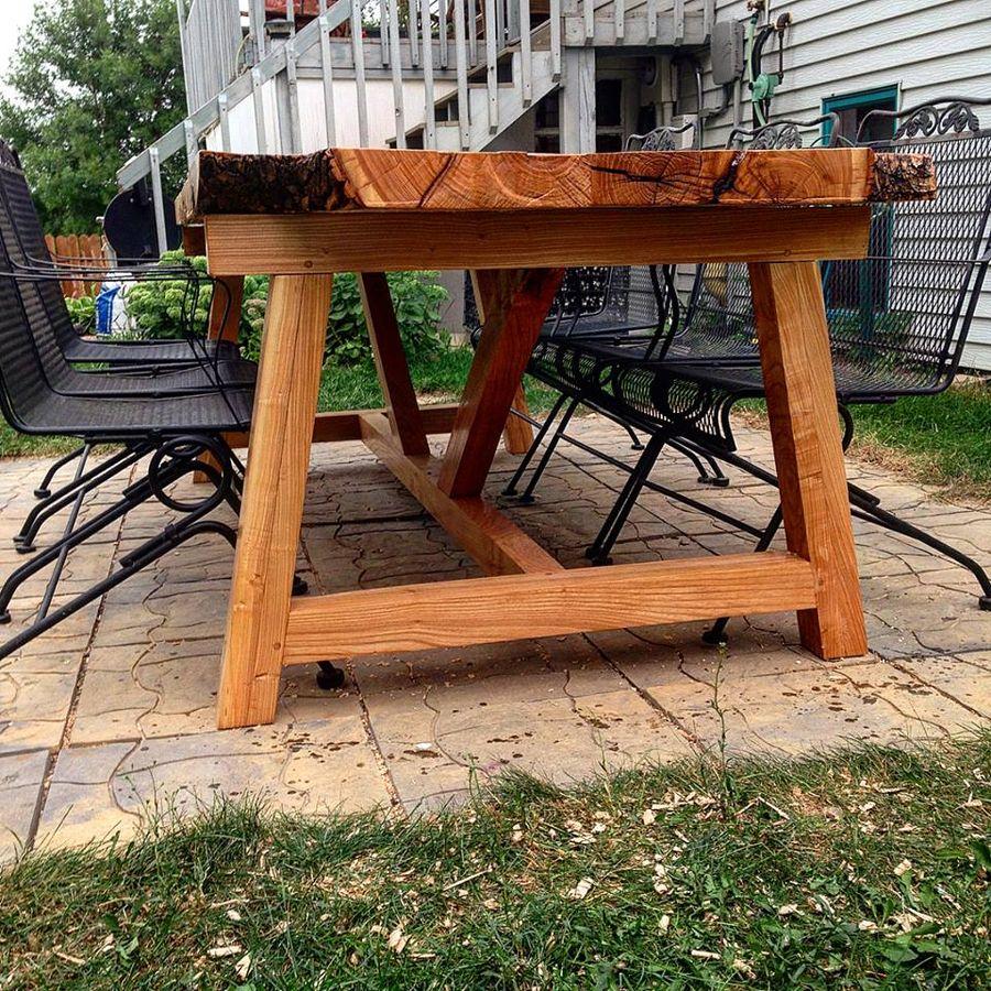 Photo of Farmhouse Table