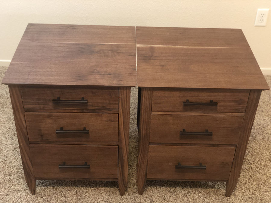 Photo of Walnut Night Stands