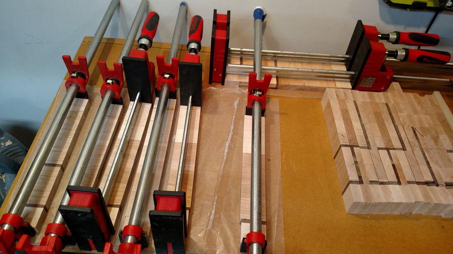 Photo of Marimba Cutting Board