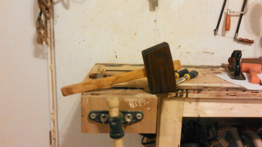Photo of Joiner's Mallet