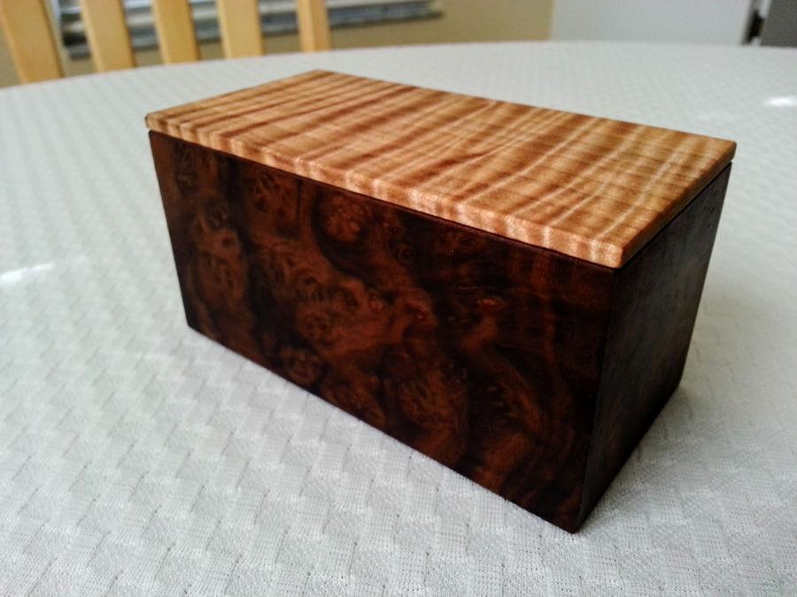 Photo of Burl Box