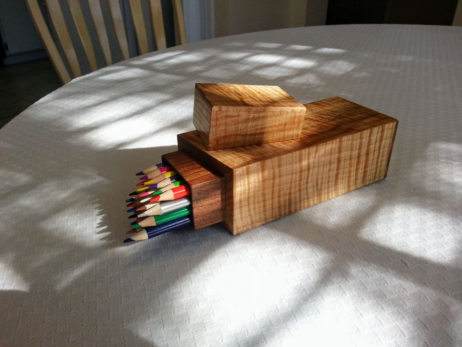 Photo of Pencil Boxes