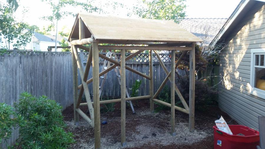 Photo of Gazebo(Ish) Build
