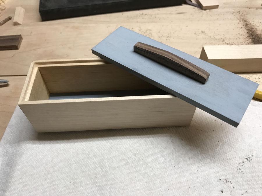 Photo of Box 40 Interpretation
