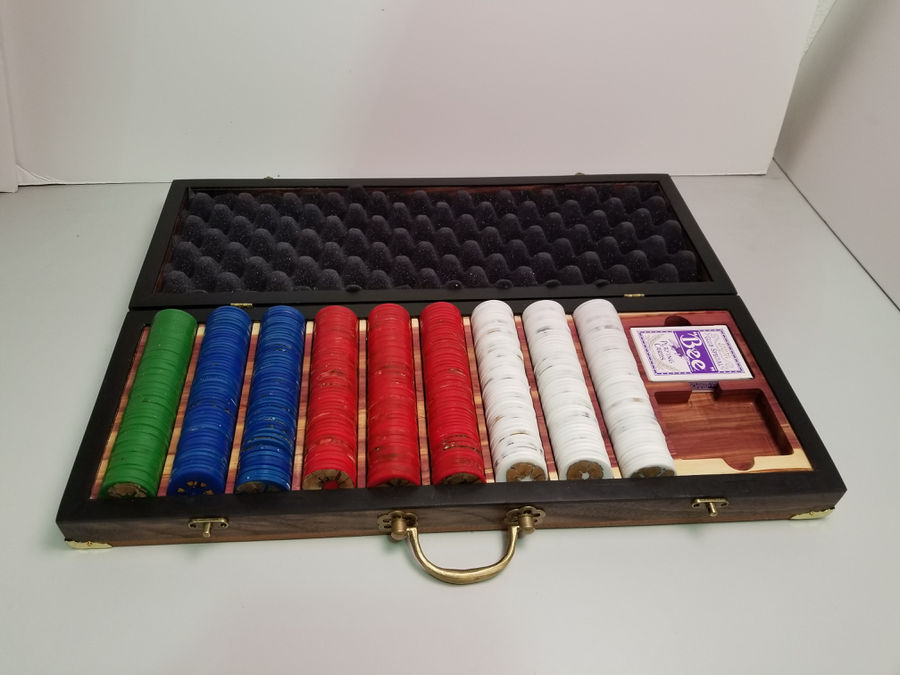 Photo of Poker set