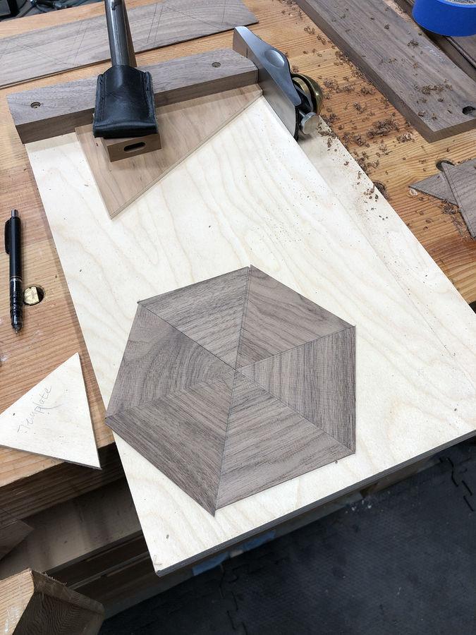 Photo of Hexagonal Keepsake Box