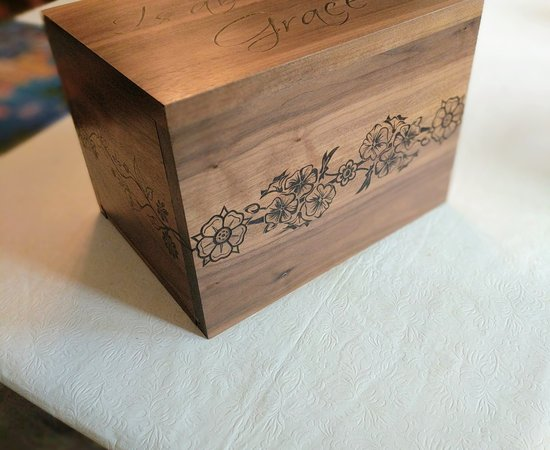 Sweet Sixteen Card Box