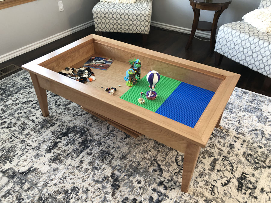 Photo of Lego Coffee Table