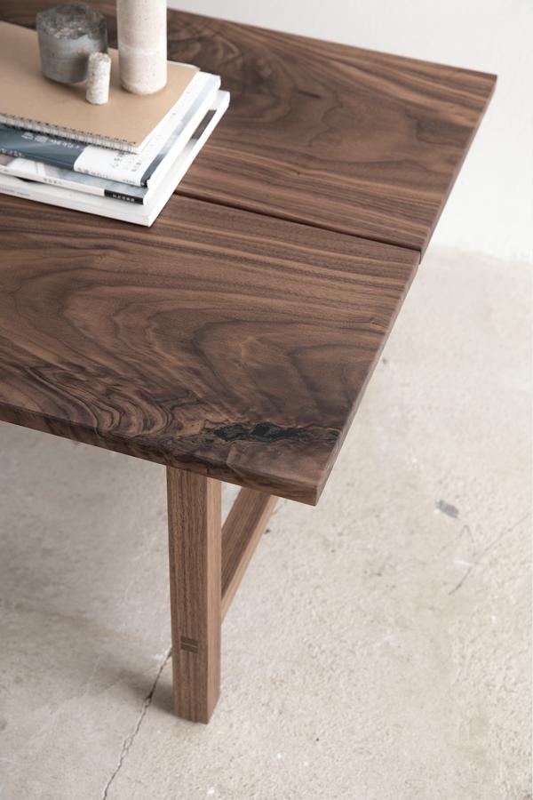 Photo of Walnut Coffee Table