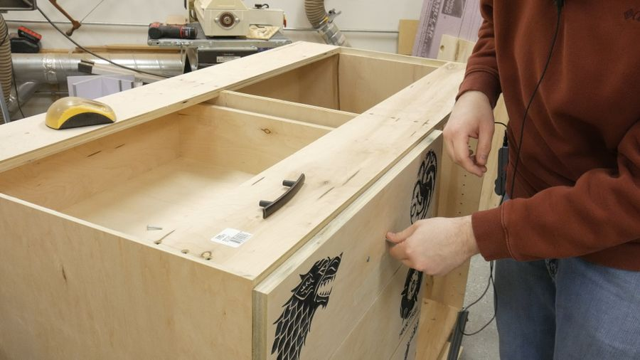 Photo of Cnc Cabinet