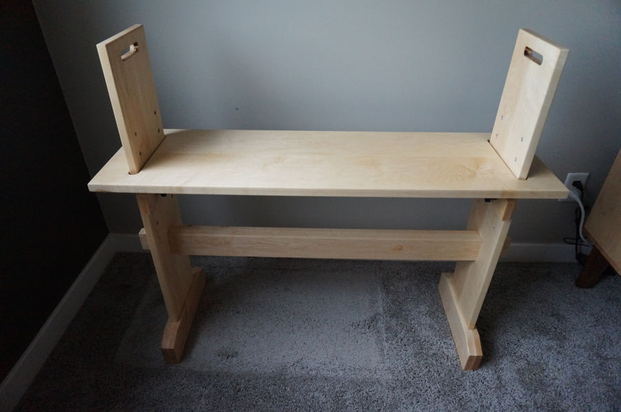 Photo of Weaving/Loom Bench