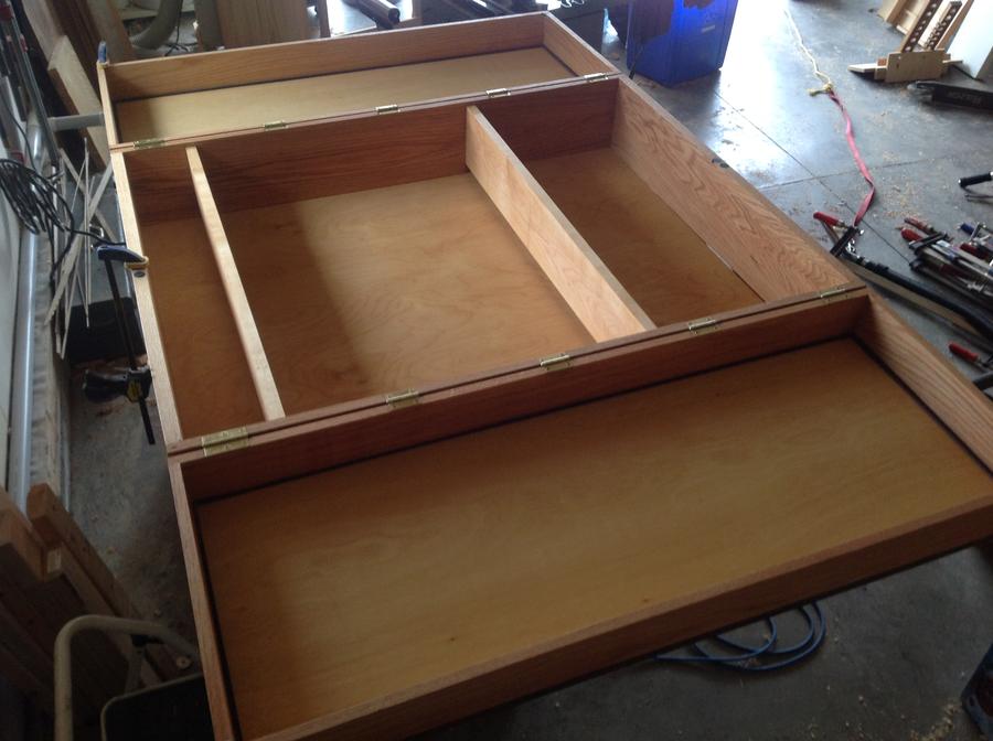 Photo of Tool Cabinet Build (In Progress)