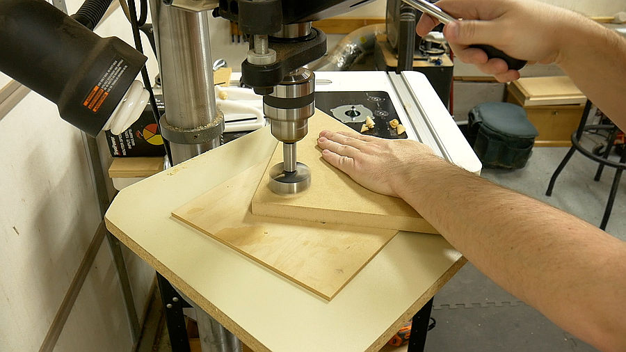 Photo of Right Angle Clamping Jig
