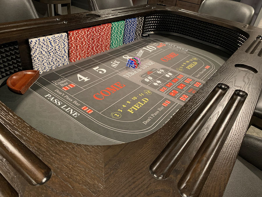 Photo of Convertable Dining / Card / Gaming / Craps Table