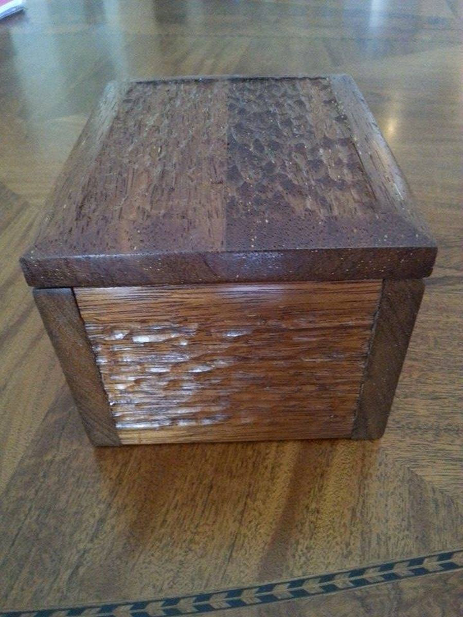 Photo of Gouge Texture Box