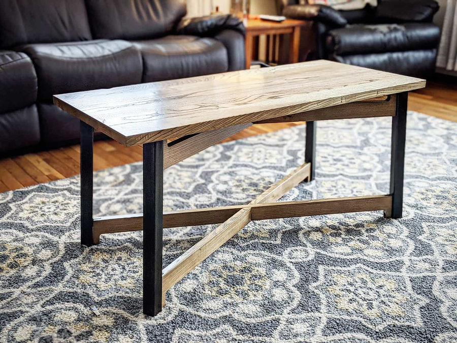 Photo of Ash coffee table