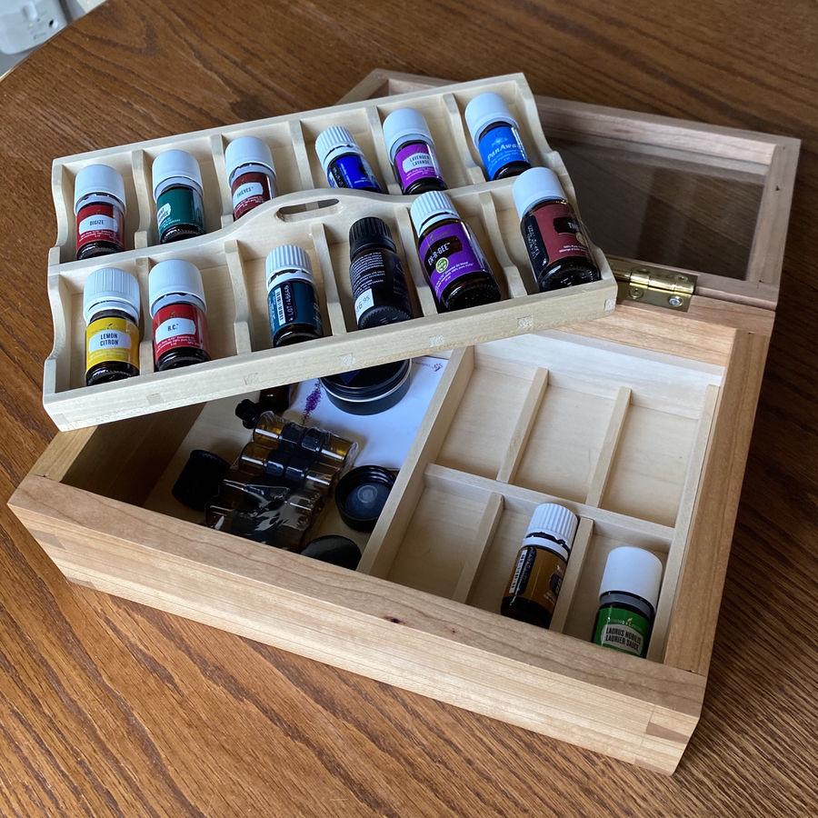 Photo of Essential Oils Box