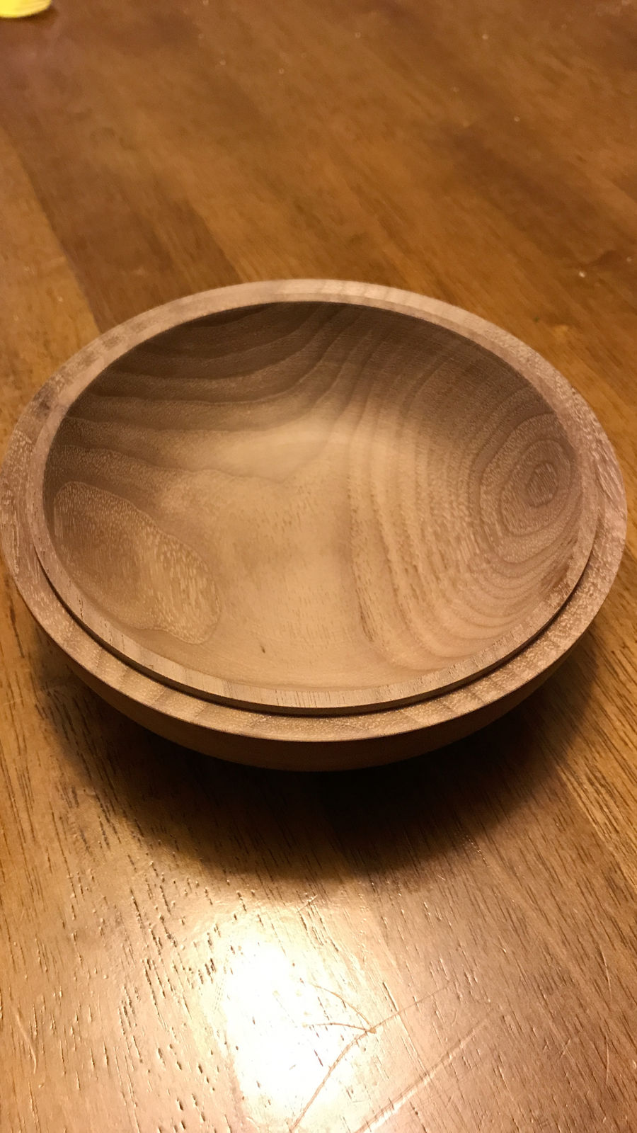 Photo of Walnut Bowl