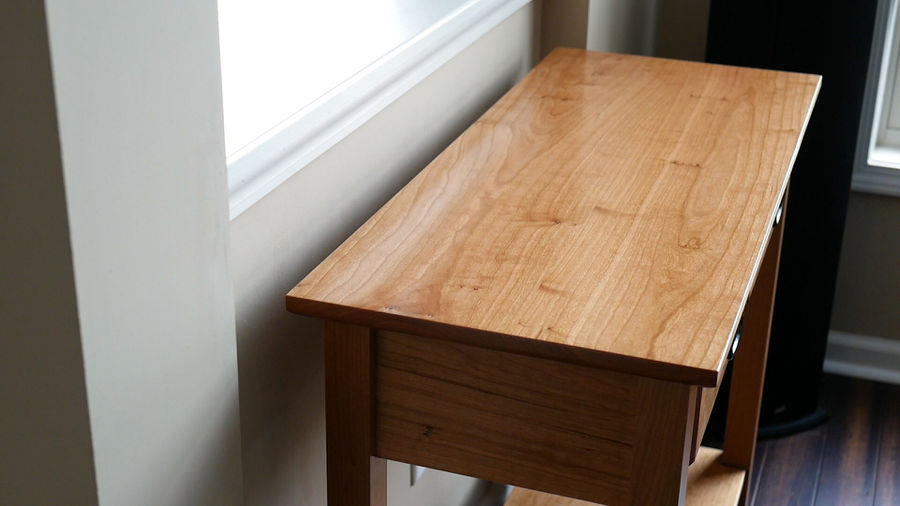 Photo of Cherry Hall Table