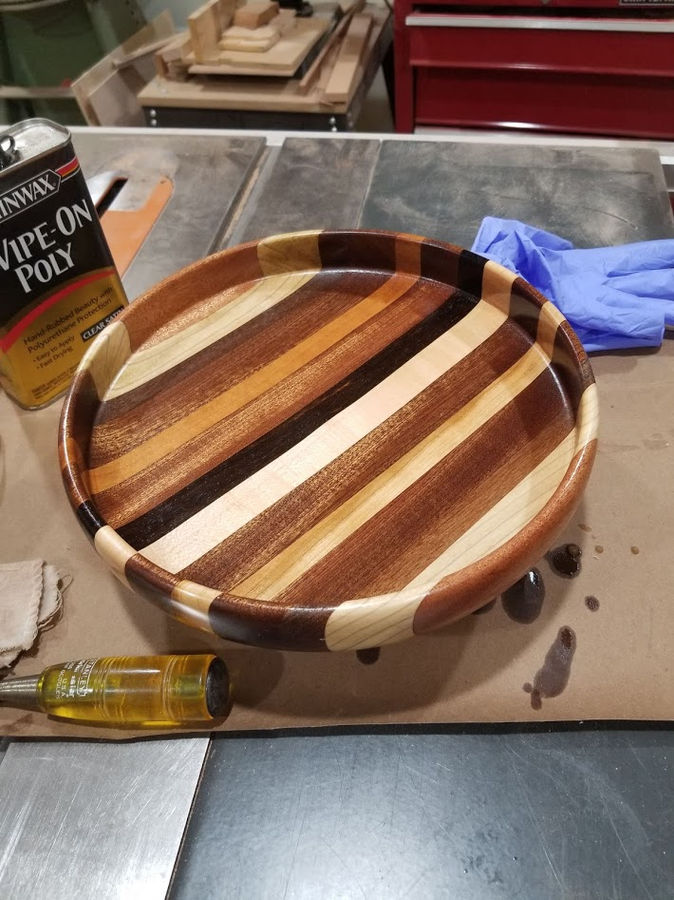 Photo of Quick Lathe Platter