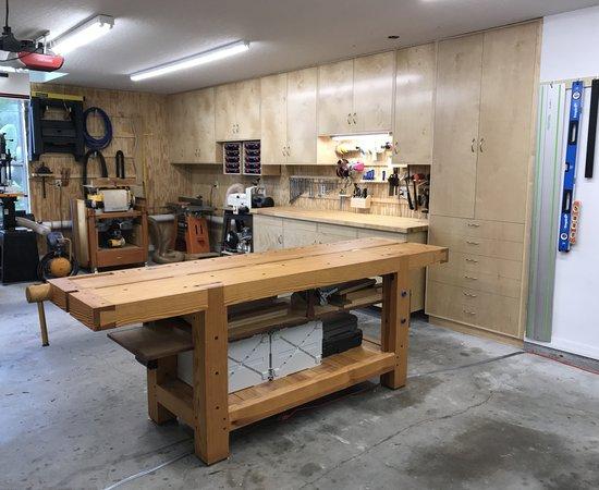 Garage Shop Upgrade