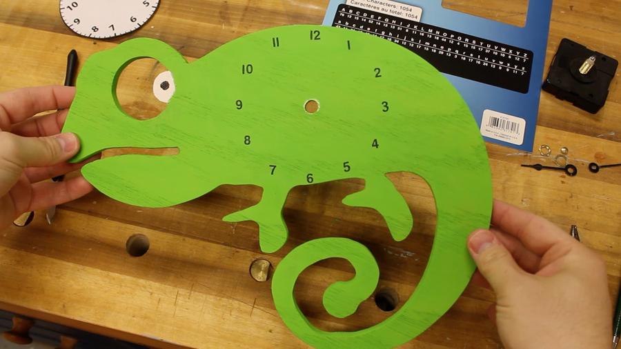 Photo of Diy Animal Clocks