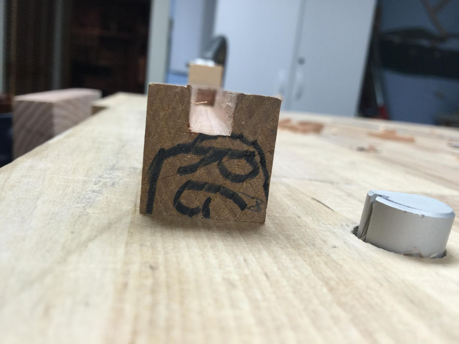 Photo of Monday Woodworking 101 - Hand Tools Stopped Groove