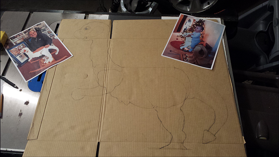 Photo of Star Wars Taun Taun Rocking Horse
