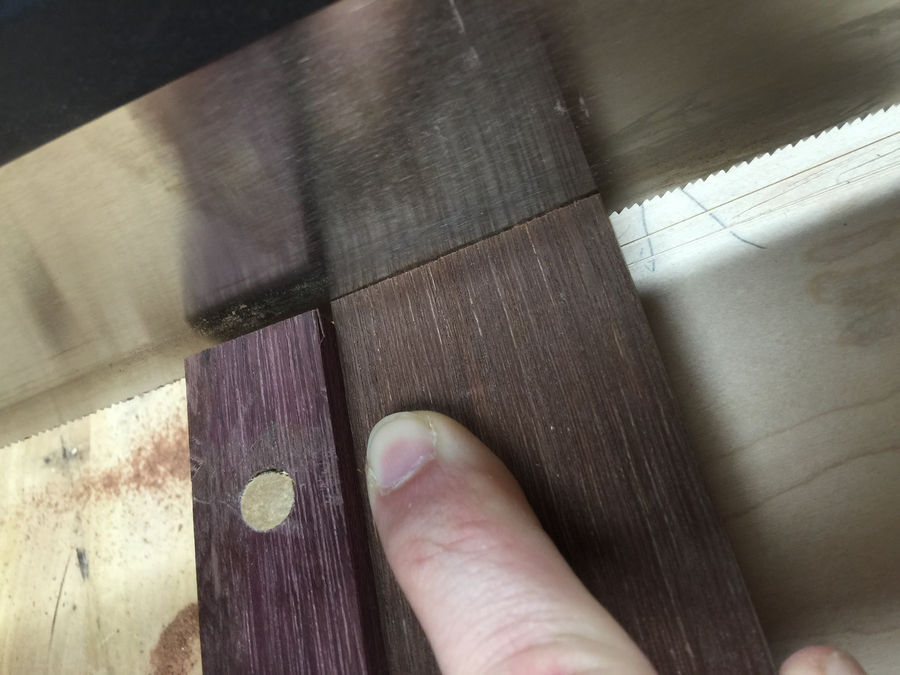 Photo of Monday Woodworking 101 - Hand Sawing And 1st/2nd/3rd Cuts