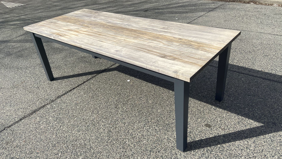 Photo of Dining Room Table - Ambrosia Maple