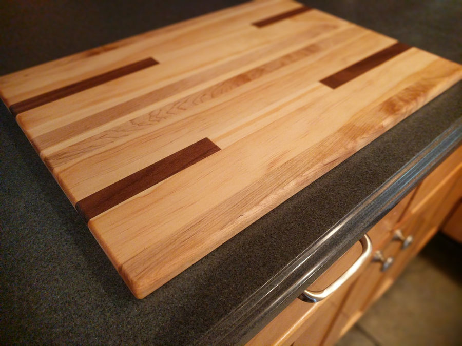 Photo of Left Overs Cutting Board