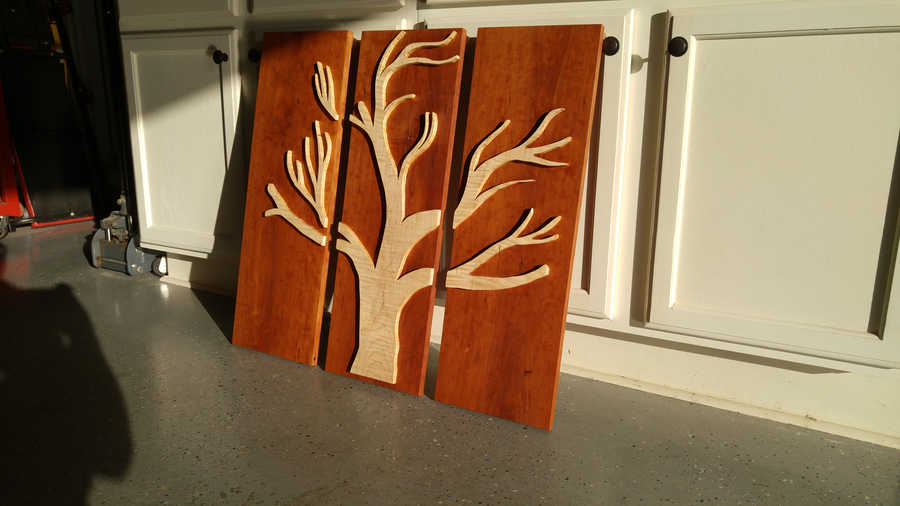 Photo of Cherry And Maple Wall Art