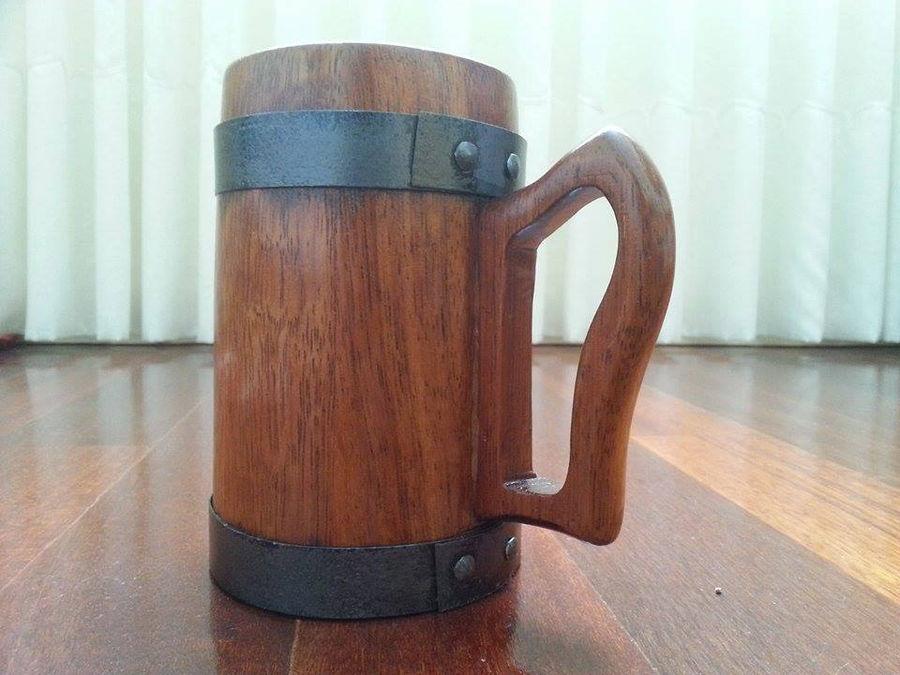 Photo of Wooden Mugs