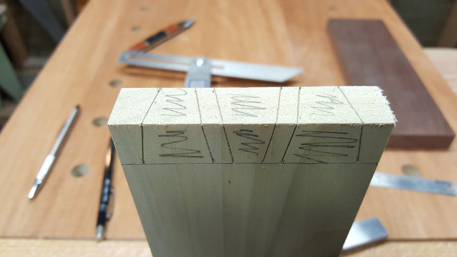 Photo of Twisted Dovetails