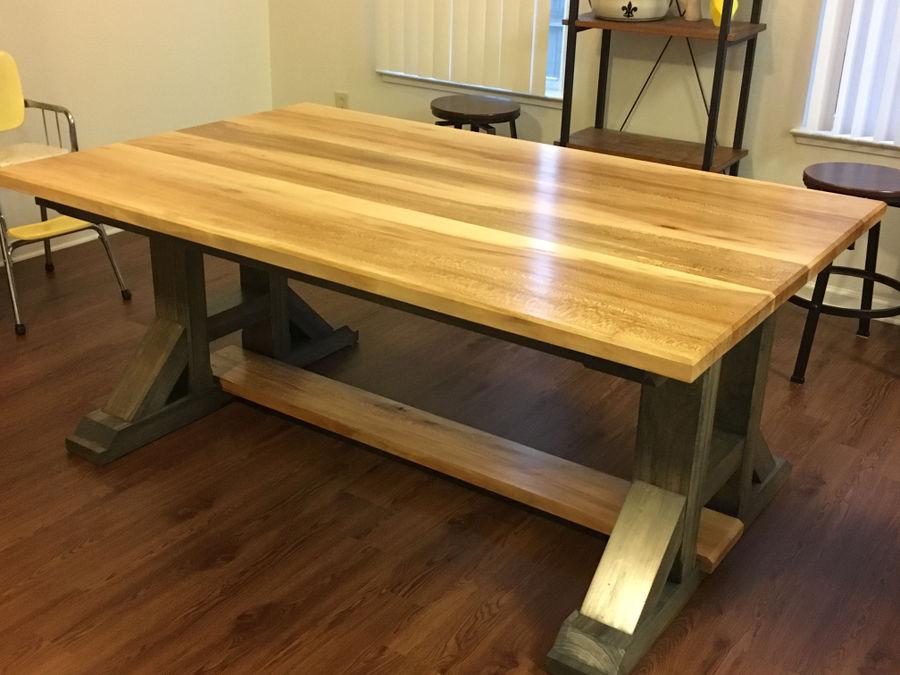 Photo of Trestle Table