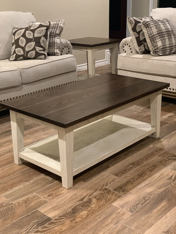 Photo of Ash Coffee and End Table