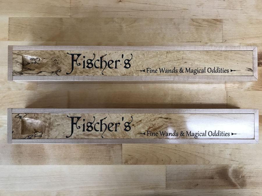 Photo of Magic Wands & Wand Boxes
