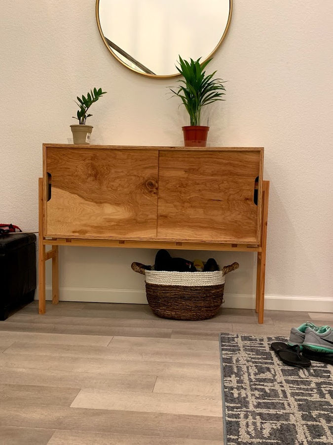 Photo of Console Table